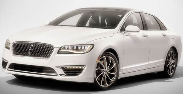 2017 Lincoln MKZ Redesign