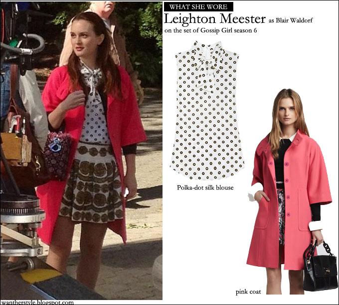 How to dress like Blair Waldorf – Demi's Scribblings   Blair Waldorf Style Season 1