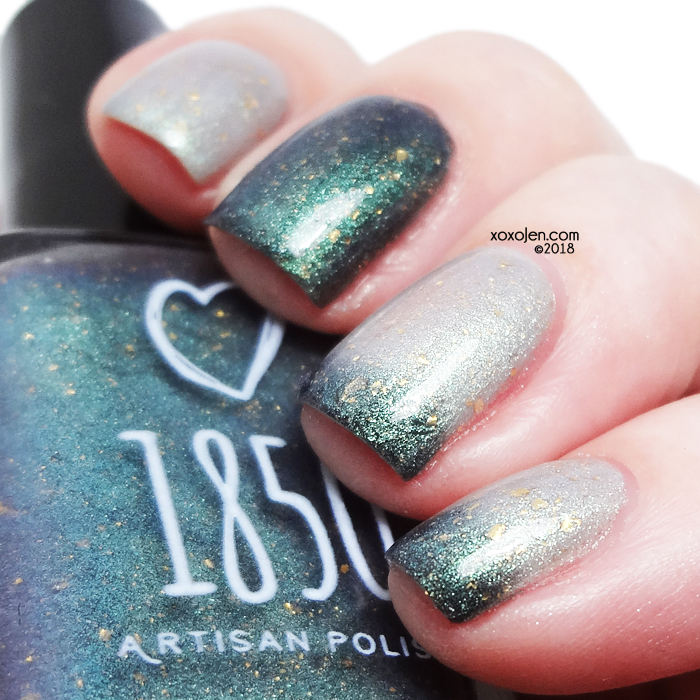 xoxoJen's swatch of 1850 Artisan Transcend