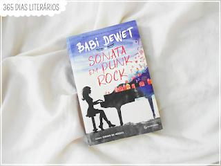 Sonata em punk rock, Cidade da Música, Babi Dewet, Editora Gutenberg, Tim e Kim, Resenha, 365 Dias Literários