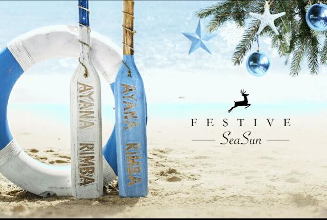 Ayana Rimba Festive Sea Sun