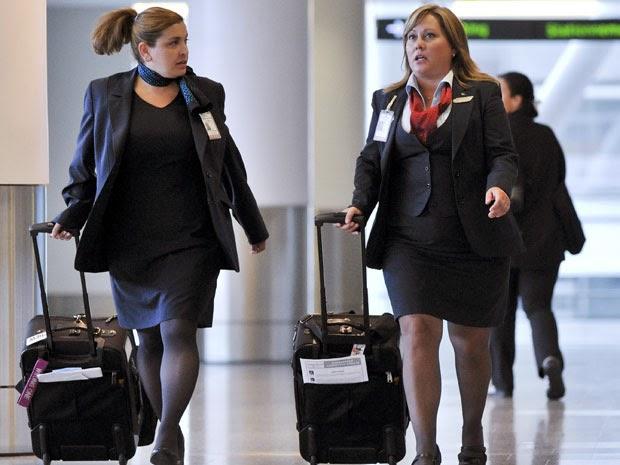 What Shoes Do Canadian Air Flight Attendants Wear