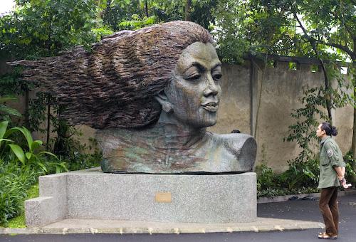 Seniman Luar Biasa NuArt Sculpture Park