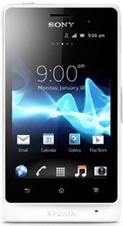 Sony Xperia ST27i Go