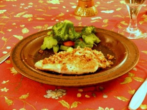 Macadamia Crusted Sole