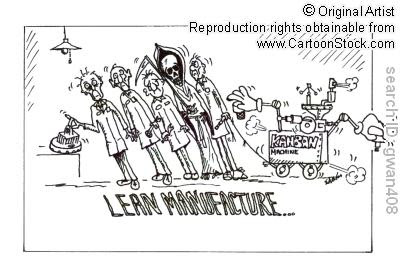 Lean Management: Lean Manufacturing