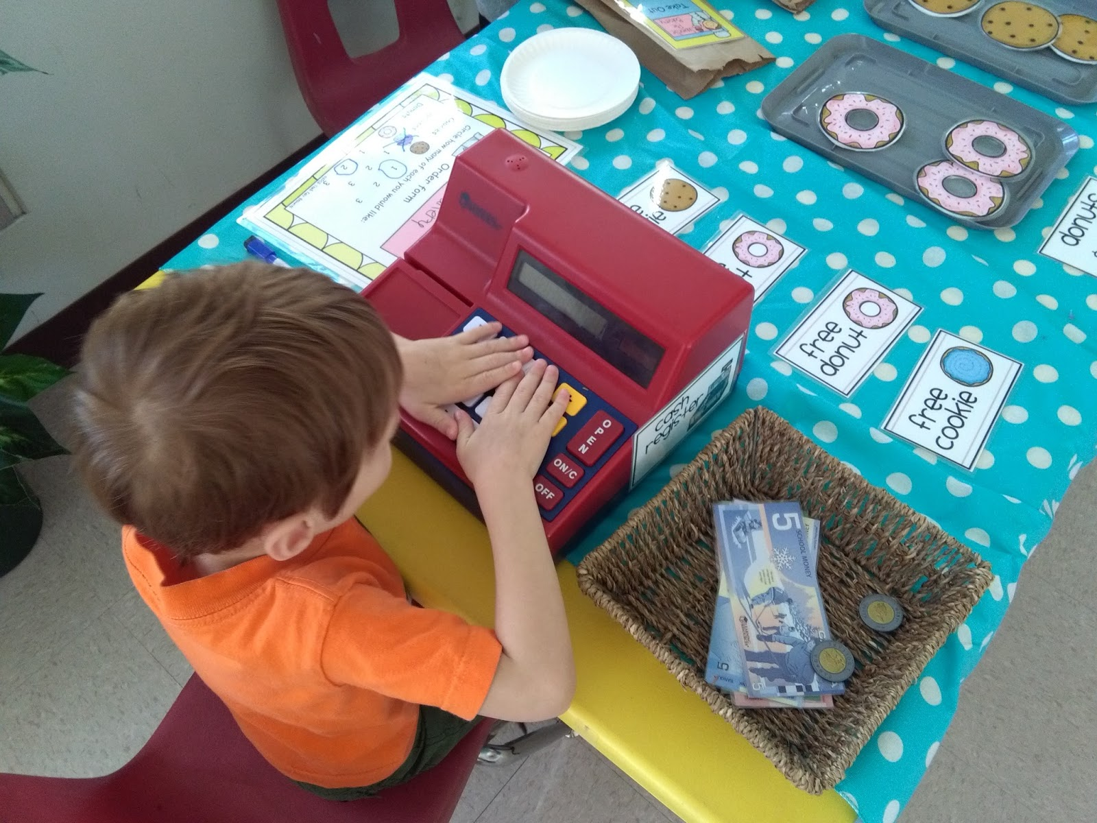 Teach Easy Resources Bakery Dramatic Play Center For