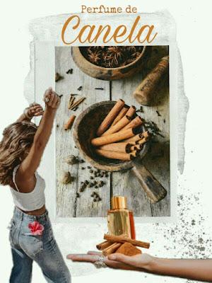 Cómo hacer un perfume de Canela