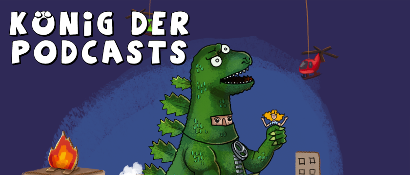 König der Podcasts - Der Kaiju-Film-Podcast