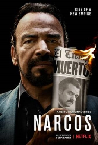 Narcos Temporada 3 (WebRip 720p Ingles Subtitulada) (2017)