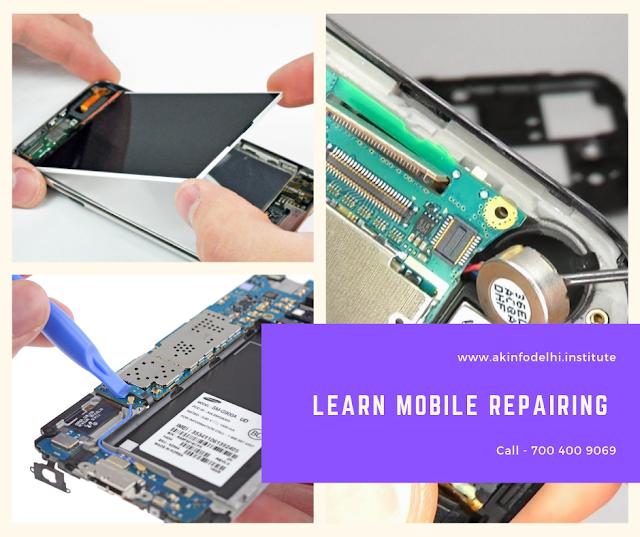 mobile repairing course in gorakhpur