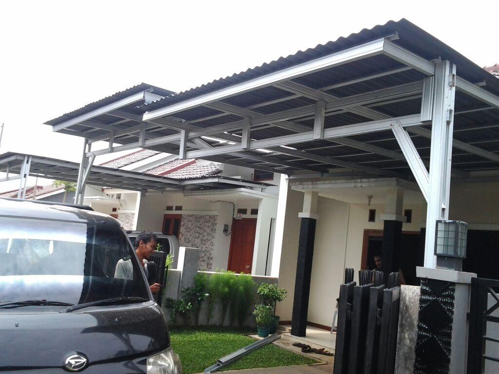 Baja Ringan Ciledug Pusat Kanopi Murah Jabodetabek: Desain ...