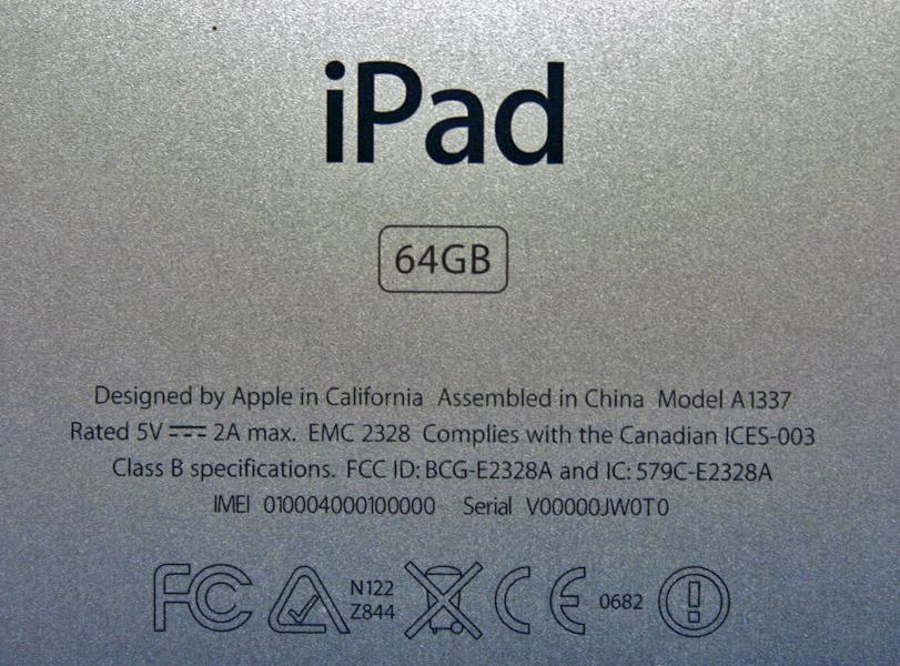 Seguridad Apple: Saber IMEI y Número de Serie de un iPhone o iPad robado