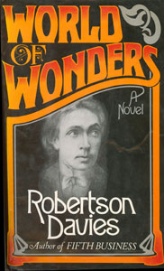 cover of World of Wonders novel
