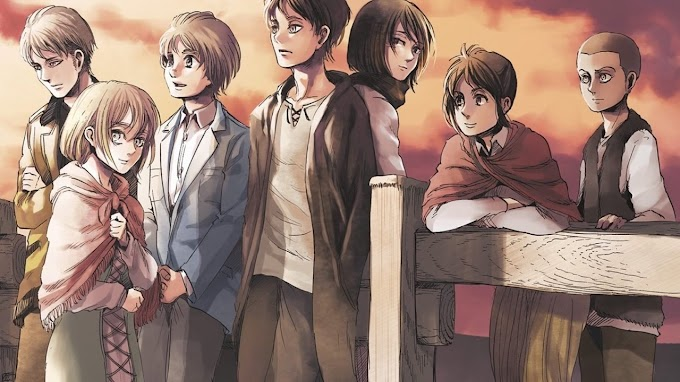 'Attack on Titan' Manga Se Privodi Kraju?
