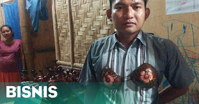 Bra Batok Kelapa dari Jogja yang Menembus Pasar Jamaika dan Maladewa