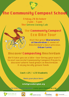 Community Compost School - Eco Bike Tour