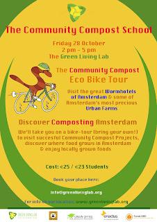 Community Compost School - Eco Bike Tour