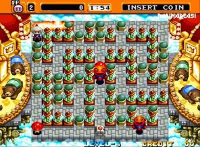 Neo Bomberman (Neogeo) - Download Game PS1 PSP Roms Isos | Downarea51