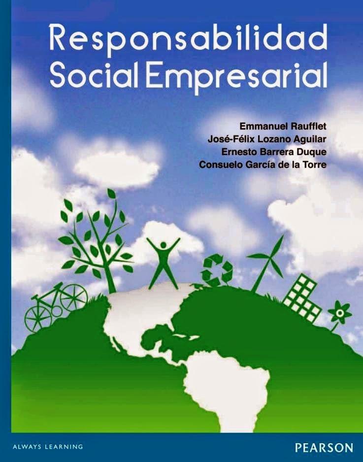 Responsabilidad social empresarial – Emmanuel Raufflet