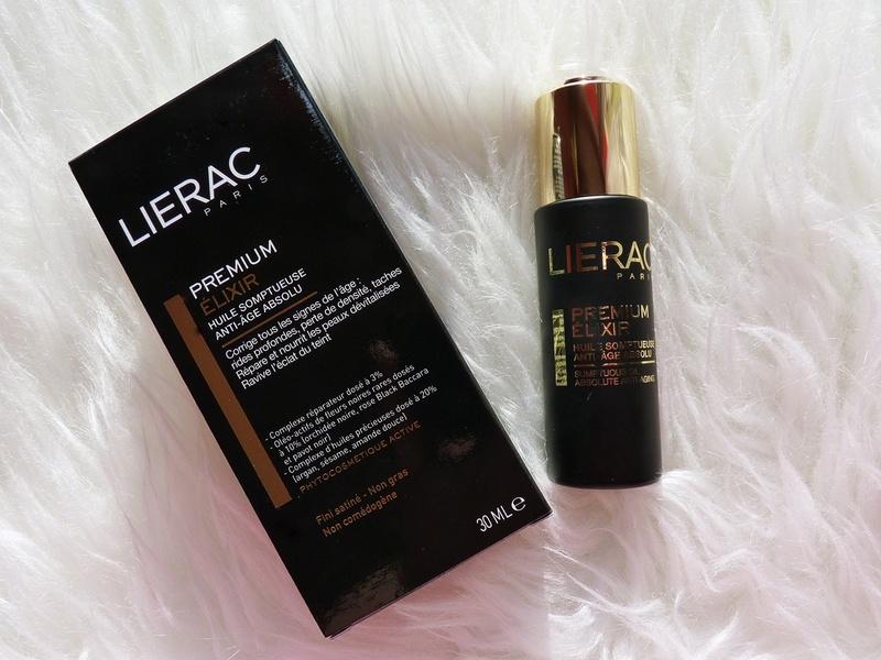 Lierac Premium Elixir Sumptuous oil - Regeneracyjny eliksir przeciwstarzeniowy