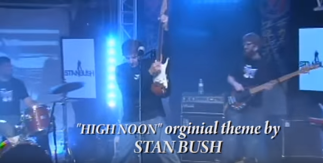 "Stan Bush's ""High Noon"" Chikara Theme Is The Perfect M.A.S.K. Homage"
