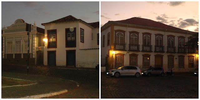 Praça da Igreja São Francisco de Assis - São João del Rei - MG