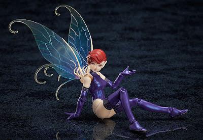 """figma Pixie de """"Shin Megami Tensei"""" - FREEing"""