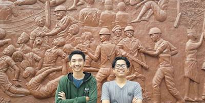 Monumen Korban 40.000 Jiwa