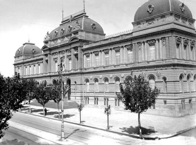 Espectacular foto Udelar en año 1912