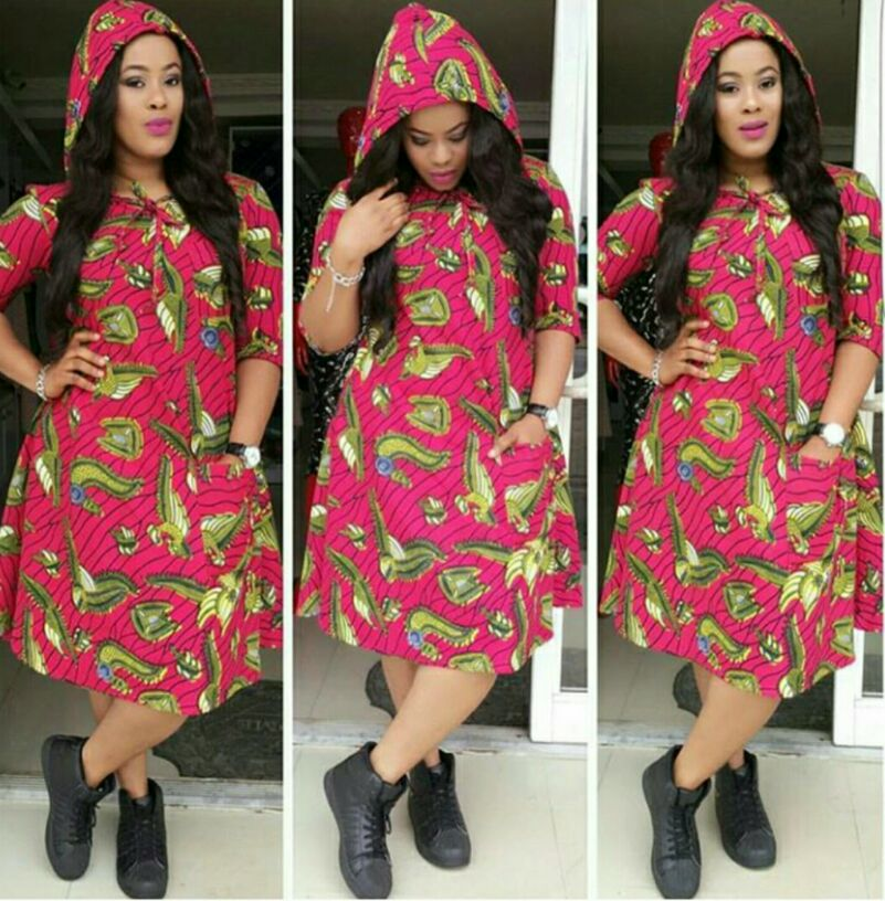 Ankara pull over and black boots