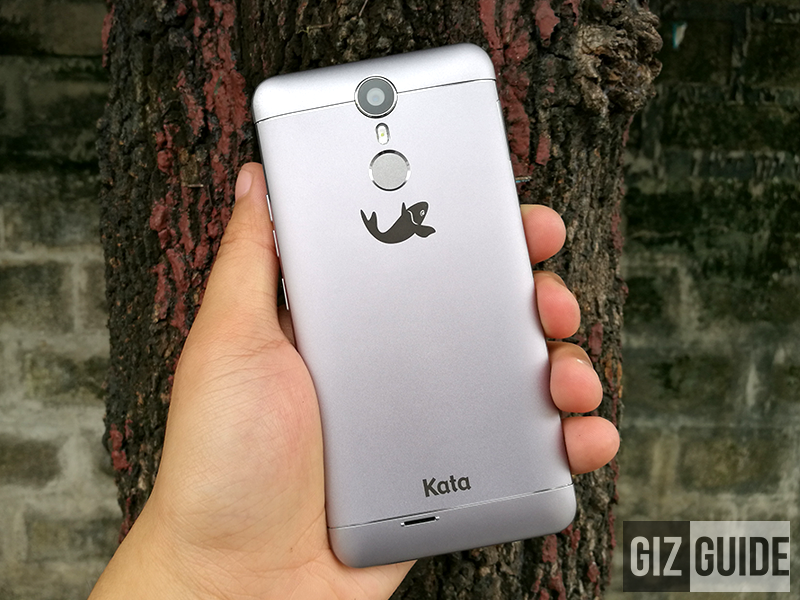 Kata i5 With 64 Bit Octa Core Chip And 3 GB RAM Now Official, Priced At PHP 7999 Only!