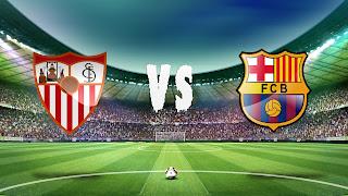 مشاهدة مباراة برشلونة واشبيلية بث مباشر بتاريخ اليوم 31-03-2018 الدوري الاسباني