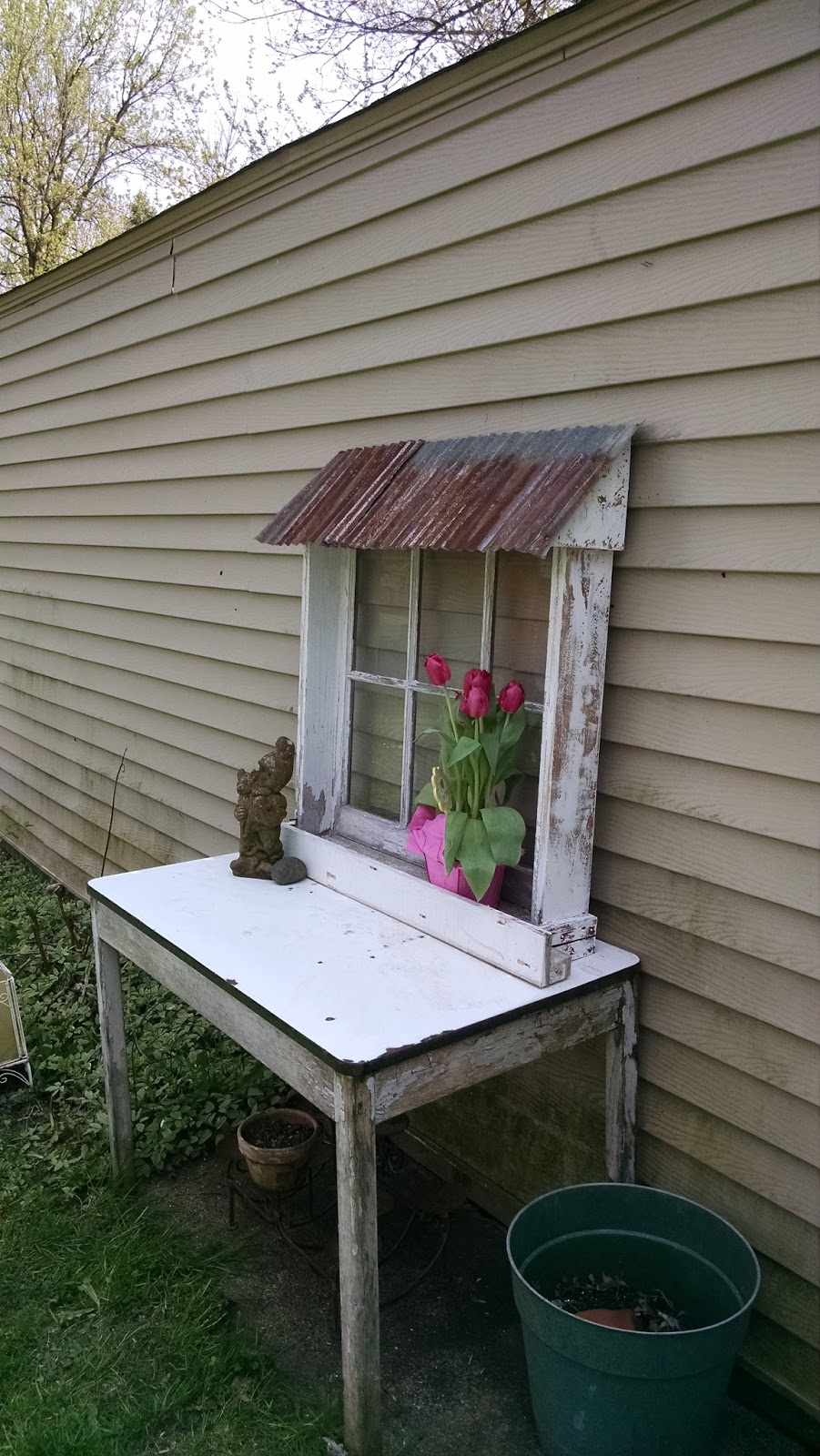 My Painted Stuff Rustic Window Box