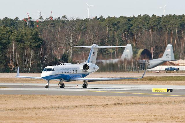 USAF Gulfstream C-20 VIP Transporter