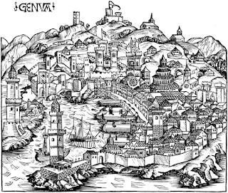 Genoa, 1490