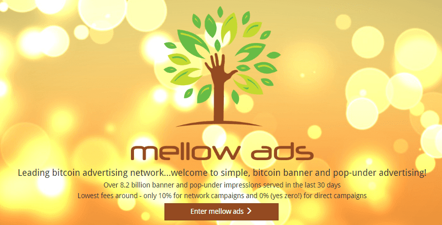 Top Bitcoin advertising ads Networks Sites
