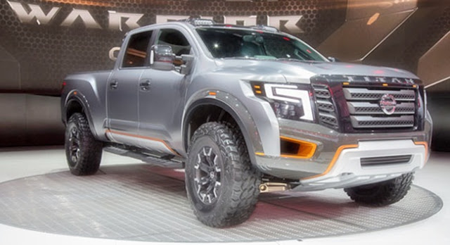 2018 Nissan Titan Warrior Release Date and Price