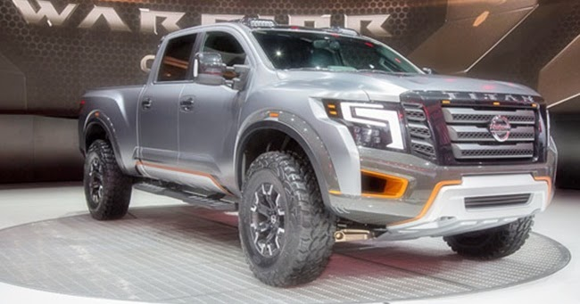 2018 nissan titan warrior release date and price car release and price. Black Bedroom Furniture Sets. Home Design Ideas