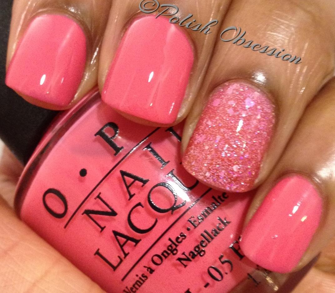 OPI - Elephanta... Opi Elephantastic Pink