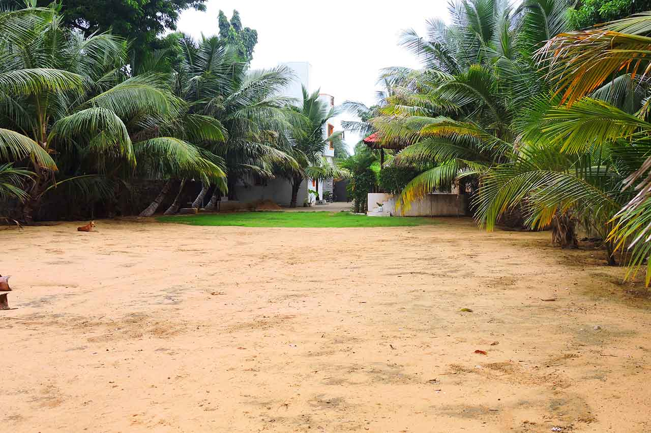 Farm House for Rent in ECR Chennai