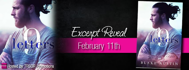 Excerpt Reveal: 9 Letters by Blake Austin
