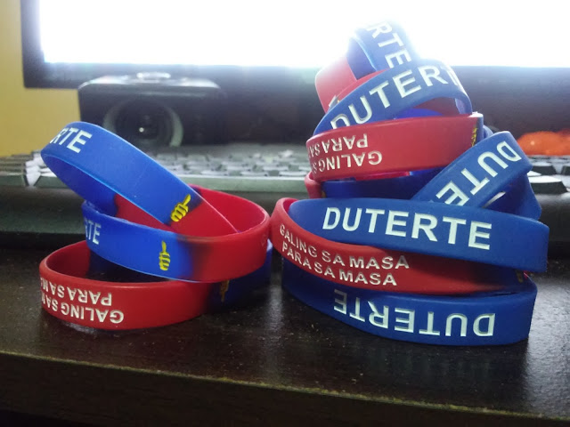 Duterta 2016 Ballers