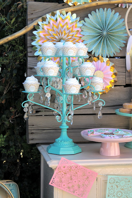 Boho Themed Sweet 16 Party Laura S Little Party