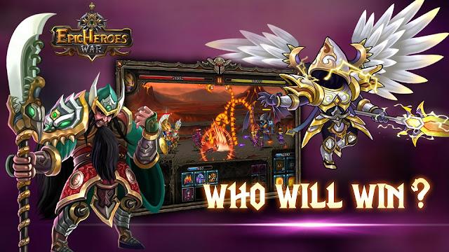 Epic HeroesWar: Blade & Shadow Soul Online Offline v1.9.5.265
