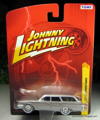 johnny lightning ford squire wagon