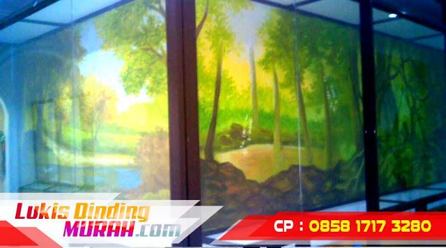 Lukisan Dinding 3D, Lukisan Dinding Pemandangan, Lukisan Dinding Hitam Putih, Lukisan Dinding Pemandangan Alam, Lukisan Dinding 3D Pemandangan, Gambar Lukisan Dinding 3D