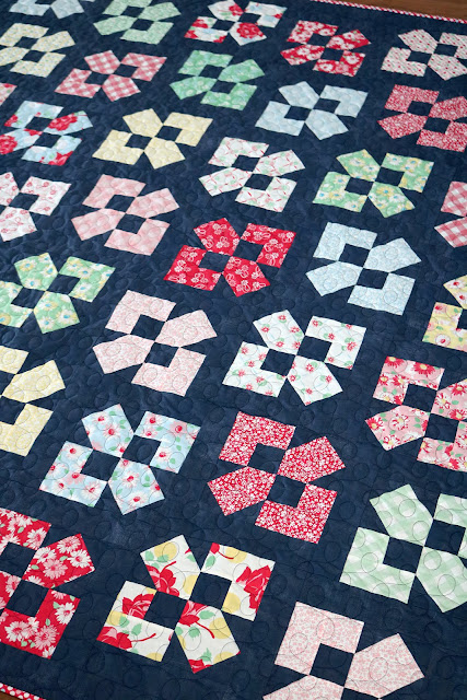 A Bright Corner Lucky Duck Quilt Pattern