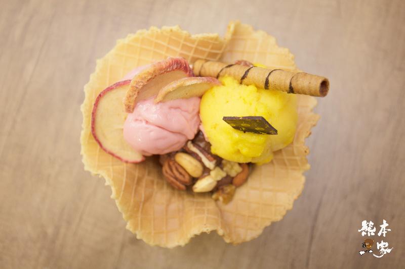 Gelato冰淇淋|妮娜巧克力夢想城堡~必嚐義式手工冰淇淋口味豐富選擇多