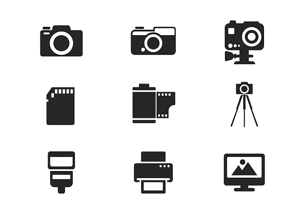 Free Flat Camera Icons  Download Free Vector Art Stock Graphics  Images